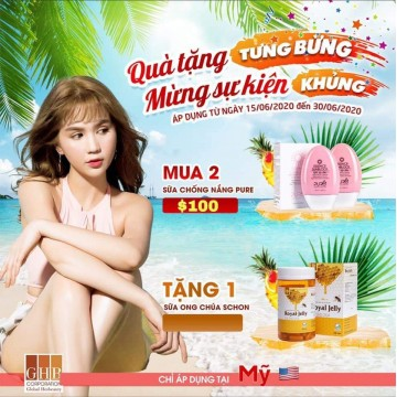 Combo 2 Chống Nắng+ 1...